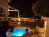 Spa terrasse nuit - terrace night