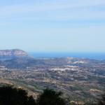Vista de Bernia